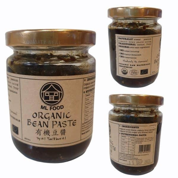 Organic Taucu